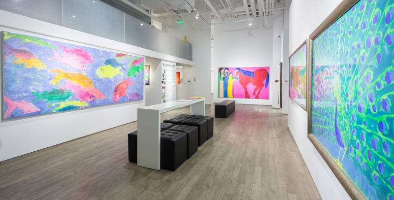 Walasse TING Gallery & Archive