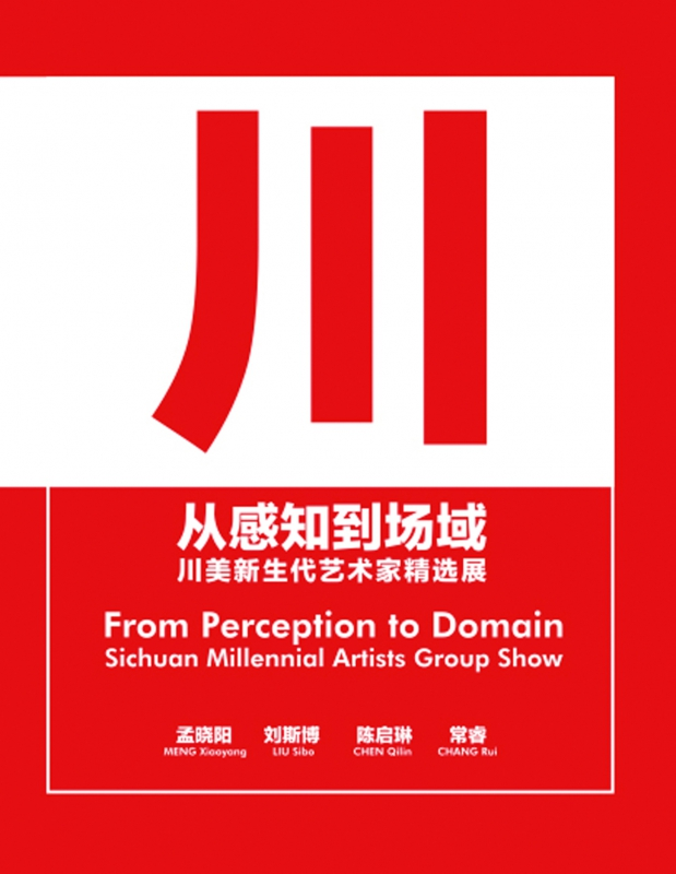 From Perception to Domain- Sichuan Millennial Artists Group Show